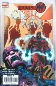 Civil War House Of M Comics